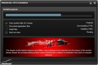 BitDefender antivirus screenshot 2