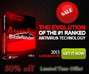 BitDefender Antivirus coupons