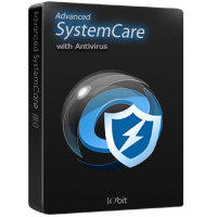 IOBit SystemCare with Antivirus