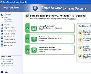 ZoneAlarm Antivirus 2012