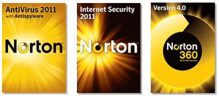 Norton Security Products 2011